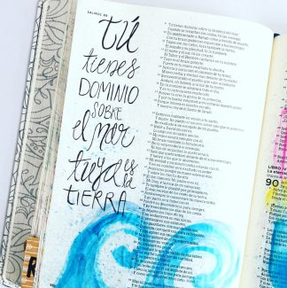 Material para Bible Journaling